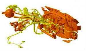 Câblage électrique automobile